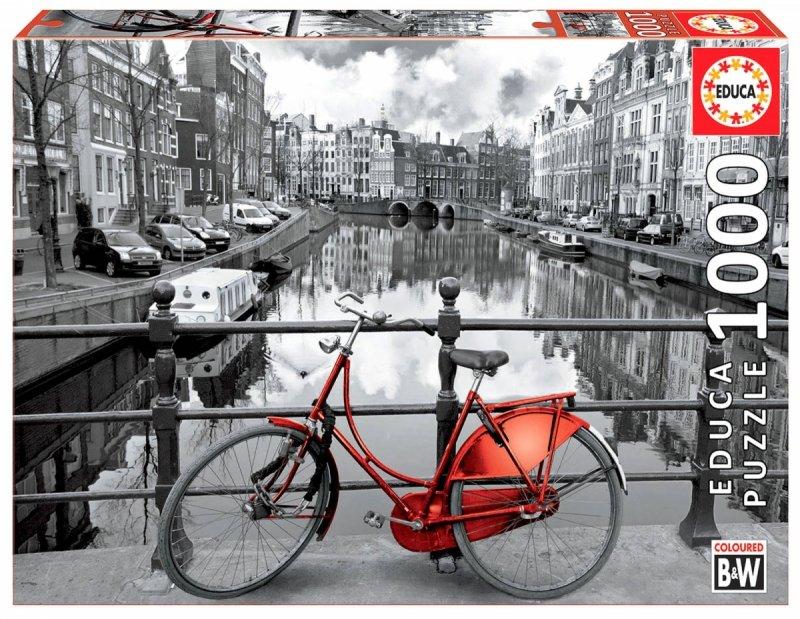 Puzzle 1000 Educa 14846 C.B & W Amsterdam