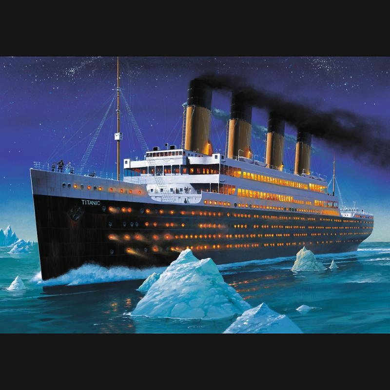 Puzzle 1000 Trefl 10080 Titanic