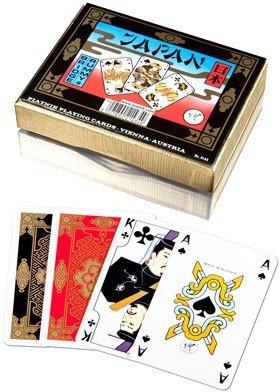 Karty do Gry Lux Piatnik 2 Talie 2143 Japonia