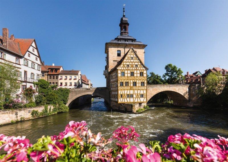 Puzzle 1000 Schmidt 58397 Bamberg - Niemcy