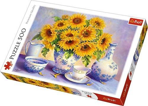 Puzzle 500 Trefl 37293 Słoneczniki - Hardwick Trisha