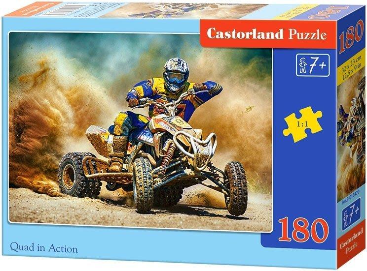 Puzzle 180 Castorland B-018420 Quad