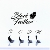 Rzęsy Black Feather Volume by JoLash