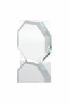 Kryształowa podstawka pod klej - Duża