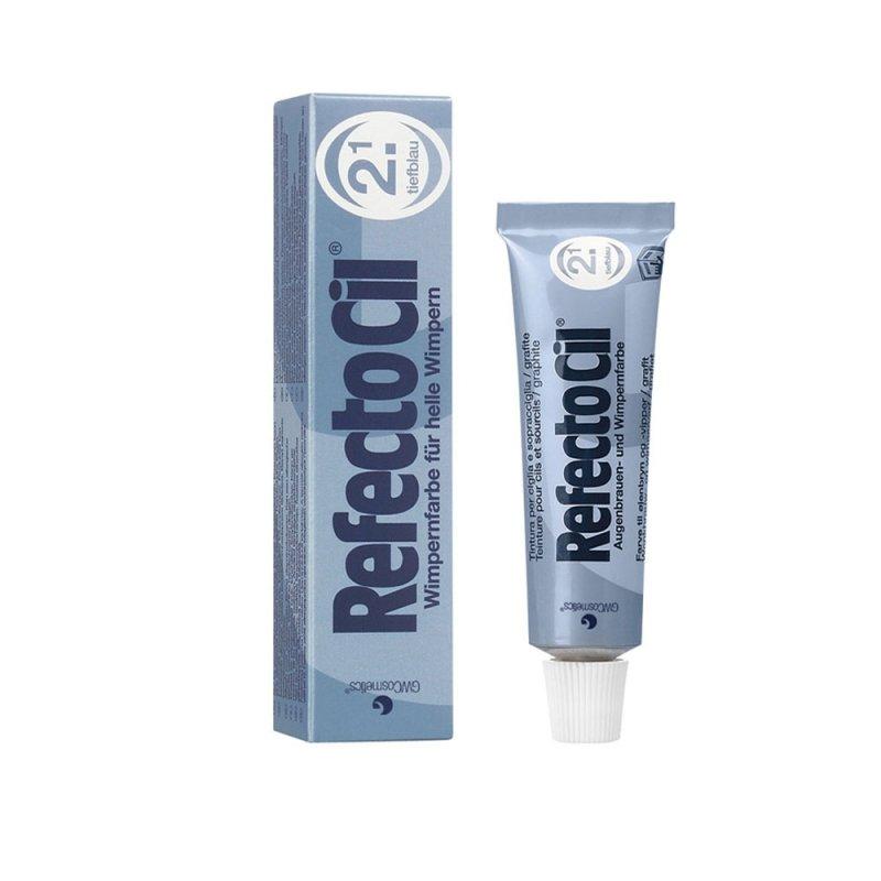 Henna do brwi RefectoCil 2.1 (ciemnoniebieska) 15ml