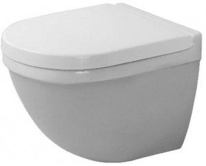 Starck 3 Miska toaletowa wisząca Compact