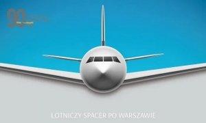 Lotniczy spacer po Warszawie