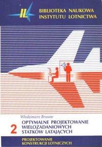 Biblioteka Naukowa nr 2 Włodzimierz Brusow - Optymalne projektowanie wielozadaniowych statków latających