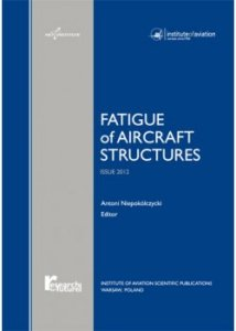 Fatigue of Aircraft Structures ISSUE 2012