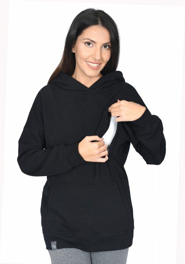 MijaCulture bluza Molly czarna 2