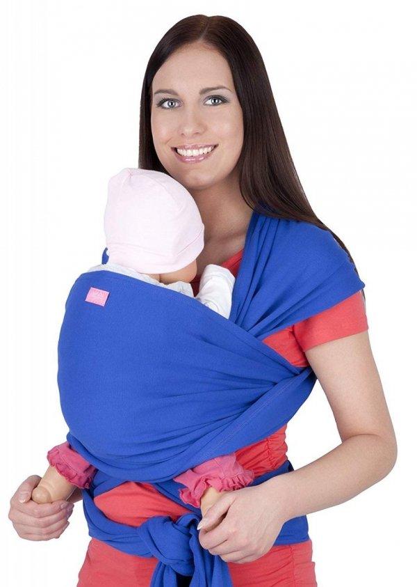 chusta do noszenia dziecka, chusta do noszenia niemowlaka 1