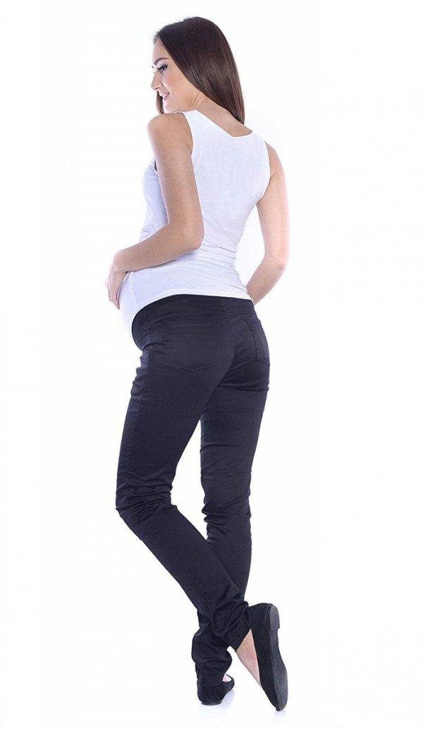 MijaCulture - spodnie rurki 4007/ M24 czarny 3