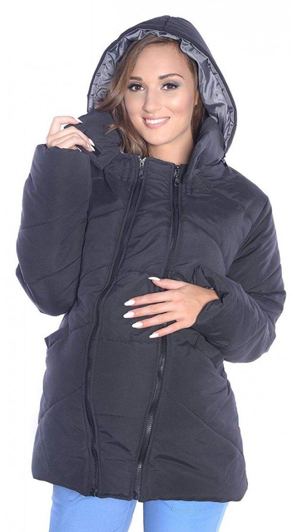 kurtka zimowa 3 w1 (dodatkowe 2 panele) 1108 czarny 2
