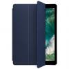 Etui Apple Leather Smart Cover do iPad Pro 12,9 Midnight Blue (nocny błękit)