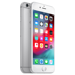 Apple iPhone 6s Plus 64GB Silver - pcozone