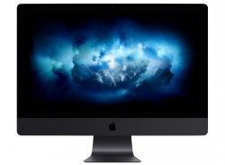 iMac Pro 27 Retina 5K Xeon W-2195/64GB/1TB SSD/Radeon Pro Vega 64 16GB/macOS High Sierra/Space Gray