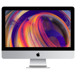 iMac 21,5 Retina 4K i7-8700 / 8GB / 256GB SSD / Radeon Pro 555X 2GB / macOS / Silver (2019)