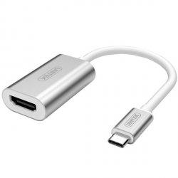 Unitek Adapter USB TYP-C do HDMI Aluminium