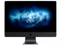 iMac Pro 27 Retina 5K Xeon W-2150B 10 rdzeni/128GB/2TB SSD/Radeon Pro Vega 64 16GB/macOS High Sierra/Space Gray