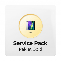 Service Pack - Pakiet Gold 2Y do Apple iPad - 2 letni okres ochrony