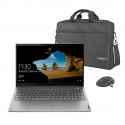 Lenovo THINKBOOK 15 I7-1165G7 / 8GB / 256SSD / 15.6 IPS Touch FHD / UMA / W10Pro - 3 lata gwarancji on-site