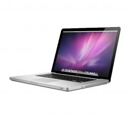 MacBook Pro 15 i7-620M dual-core 2.66 GHz / 4GB / 500GB HDD /  NVIDIA GeForce GT 330M 512 MB GDDR3 / macOS / Silver (Mid-2010) - outlet
