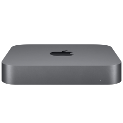Mac mini i7-8700 / 32GB / 128GB SSD / UHD Graphics 630 / macOS / 10-Gigabit Ethernet / Space Gray