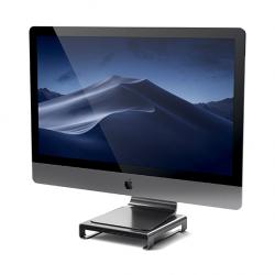 Satechi Aluminium iMac Stand HUB Space Gray