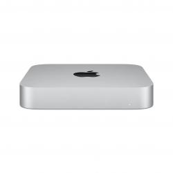 Mac mini z Procesorem Apple M1 - 8-core CPU + 8-core GPU /  8GB RAM / 256GB SSD / Gigabit Ethernet / Silver (srebrny) 2020 - pcozone