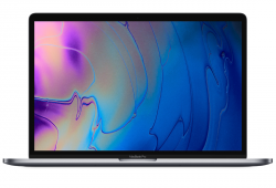 MacBook Pro 15 Retina TrueTone TouchBar i7-8850H/16GB/512GB SSD/Radeon Pro 560X 4GB/macOS High Sierra/Silver - pcozone