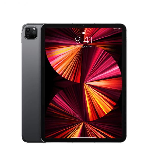 """Apple iPad Pro 11"""" 256GB Wi-Fi + Cellular (5G) Gwiezdna Szarość (Space Gray) - 2021"""
