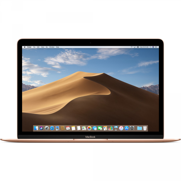 MacBook 12 Retina i5-7Y54/8GB/256GB/HD Graphics 615/macOS Sierra/Gold