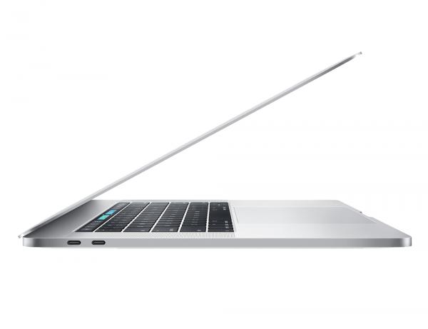 MacBook Pro 15 Retina TouchBar i7-7700HQ/16GB/1TB SSD/Radeon Pro 555 2GB/macOS Sierra/Silver