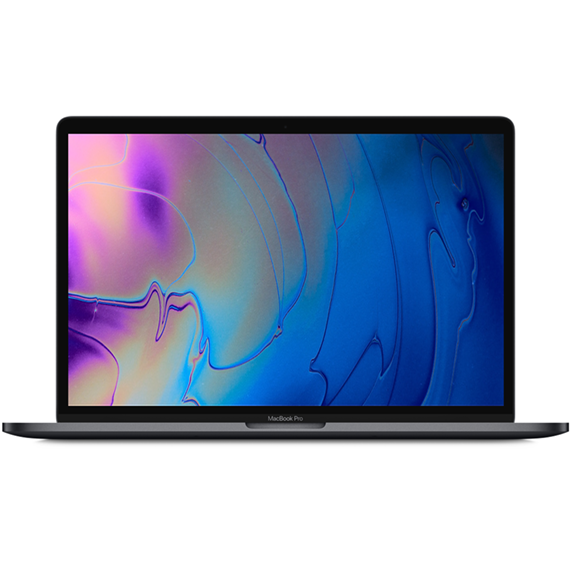 MacBook Pro 15 Retina Touch Bar i7-9750H / 16GB / 256GB SSD / Radeon Pro 555X / macOS / Space Gray (2019)