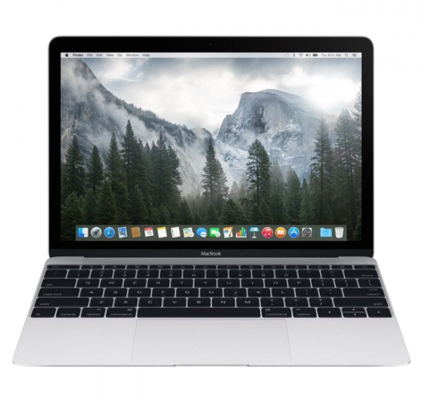 MacBook 12 Retina i5-7Y54/8GB/256GB/HD Graphics 615/macOS Sierra/Silver