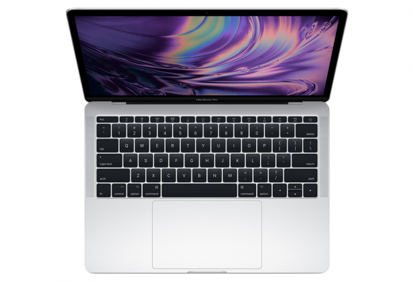 MacBook Pro 13 Retina i5-7360U/16GB/256GB SSD/Iris Plus Graphics 640/macOS Sierra/Silver