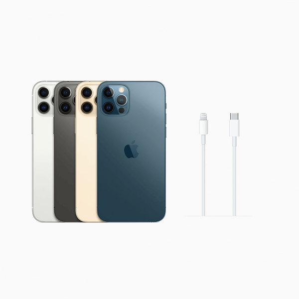Apple iPhone 12 Pro Max 128GB Pacific Blue (pacyficzny)