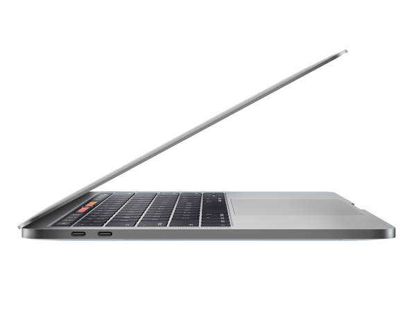 MacBook Pro 13 Retina TouchBar i5-7287U/8GB/256GB SSD/Iris Plus Graphics 650/macOS Sierra/Space Gray