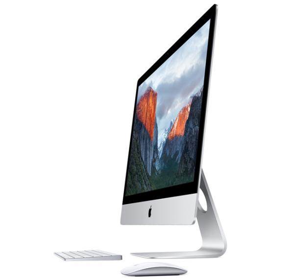 iMac 27 Retina 5K i7-7700K/16GB/2TB SSD/Radeon Pro 580 8GB/macOS Sierra