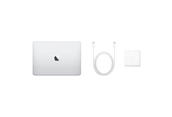MacBook Pro 15 Retina TrueTone TouchBar i9-8950H/16GB/2TB SSD/Radeon Pro 555X 4GB/macOS High Sierra/Silver
