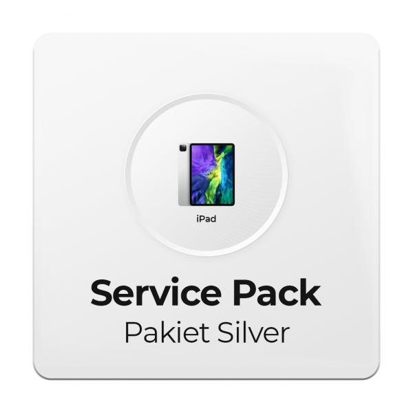 Service Pack - Pakiet Silver 1Y do Apple iPad