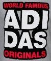 ADIDAS ORIGINALS BLUZA MĘSKA G WORLD W67323