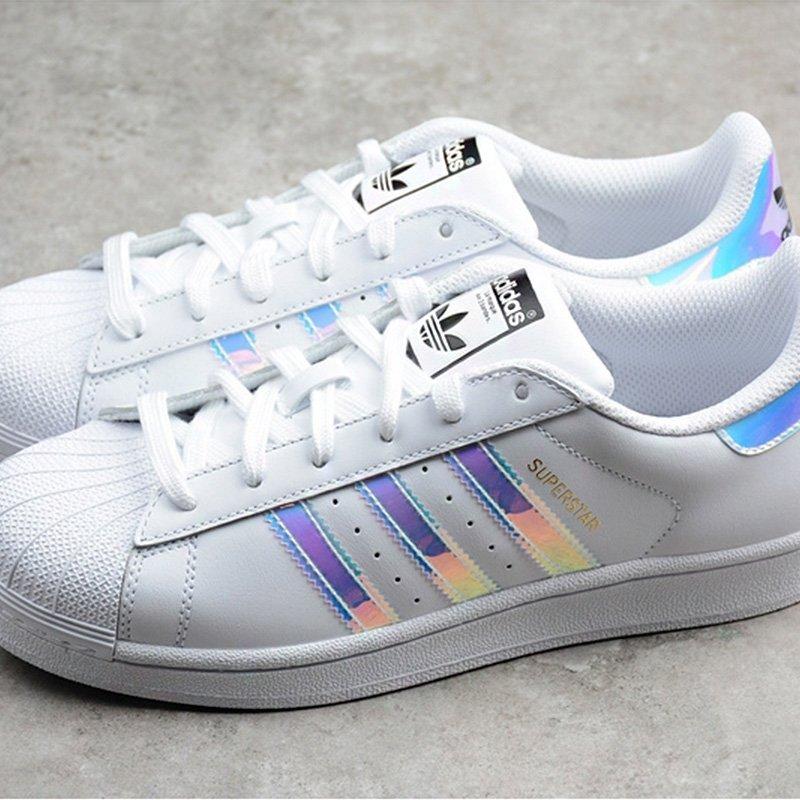 Adidas Originals buty Superstar hologram AQ6278 WYPRZEDAŻ