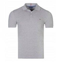 Tommy Hilfiger koszulka polo polówka męska Slim Fit