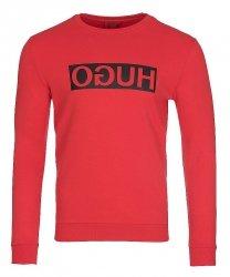 Hugo Boss bluza męska czerwona