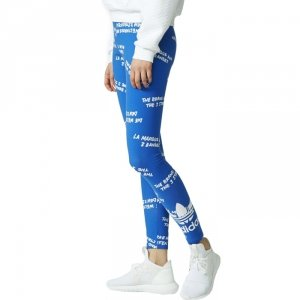 Adidas Originals legginsy damskie Trefoil Legging BJ8355