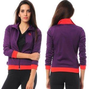 Reebok bluza damska NCE Arbela TT Purple W59289