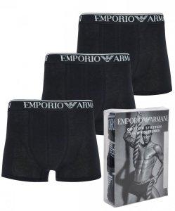 Emporio Armani bokserki męskie 3pack