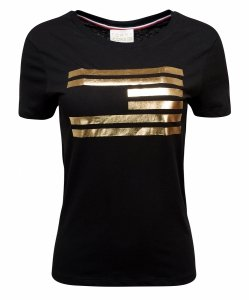Tommy Hilfiger Icons t-shirt koszulka damska bluzka