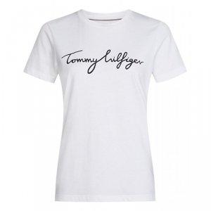 Tommy Hilfiger t-shirt koszulka damska bluzka